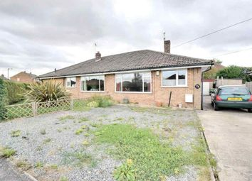 Thumbnail 2 bed semi-detached bungalow for sale in Heath Moor Drive, York