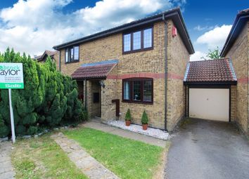 Thumbnail 2 bed semi-detached house for sale in Bamborough Close, Southwater, Horsham