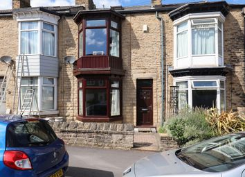 Thumbnail 3 bed terraced house for sale in Manvers Road, Sheffield