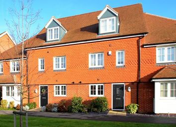 Thumbnail 4 bed terraced house for sale in Brookfield Drive, Horley, Surrey