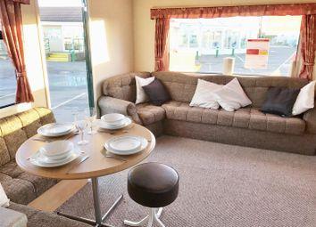 Thumbnail 3 bed mobile/park home for sale in Heacham Beach Holiday Park, South Beach Road, Heacham, King's Lynn