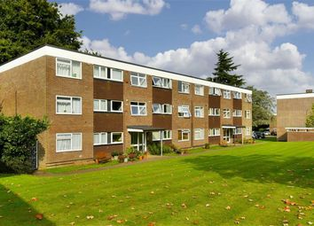 Thumbnail 2 bed flat for sale in Briavels Court, Epsom, Surrey