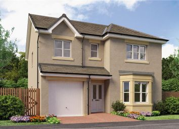 "Thumbnail 4 bed detached house for sale in ""Hughes Det"" at Bo'ness"