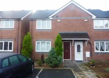 Thumbnail 2 bedroom semi-detached house to rent in Rathybank Close, Bolton