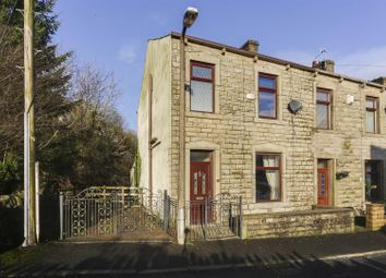 Thumbnail 2 bed end terrace house to rent in Hightown Road, Whitewell Bottom, Rossendale
