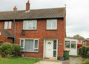 Thumbnail 3 bed semi-detached house for sale in Dymock Place, Penley, Wrexham