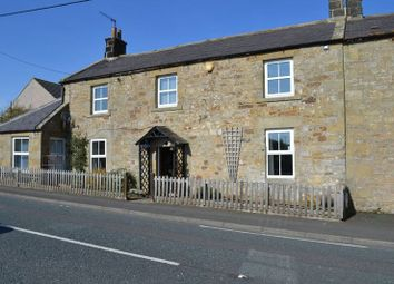 Thumbnail 4 bed semi-detached house for sale in West Woodburn, Hexham