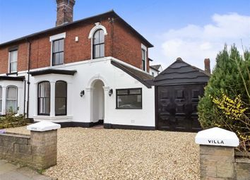 Thumbnail 5 bed semi-detached house for sale in Newton Street, Basford, Stoke-On-Trent