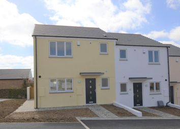 Thumbnail 3 bed end terrace house to rent in Wilkinson Gardens, Sandy Lane, Redruth, Cornwall