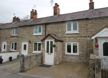 Thumbnail 2 bed terraced house to rent in Brookhouse, Denbigh