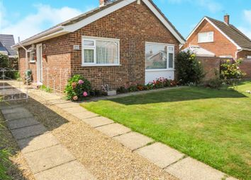 Thumbnail 2 bedroom detached bungalow for sale in Inman Road, Sprowston, Norwich
