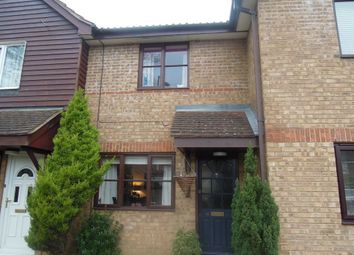 Thumbnail 2 bed terraced house to rent in Morecambe Close, Stevenage