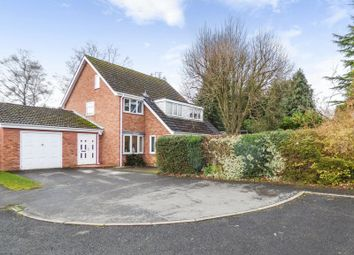 Thumbnail 5 bed detached house for sale in Laxton Grove, Stoke-On-Trent