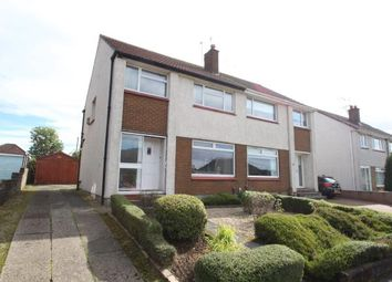Thumbnail 3 bed semi-detached house for sale in Broadleys Avenue, Bishopbriggs, Glasgow, East Dunbartonshire