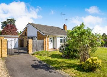 Thumbnail 3 bedroom bungalow for sale in Blackwater, Hampshire