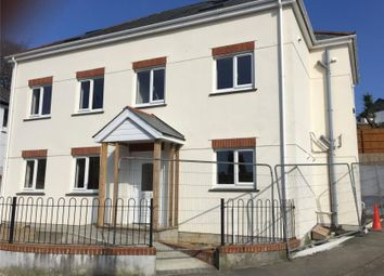 Thumbnail 2 bed flat for sale in Priory Park Road, Launceston, Cornwall