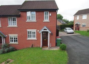 Thumbnail 2 bed semi-detached house for sale in Magpie Way, Aqueduct, Telford