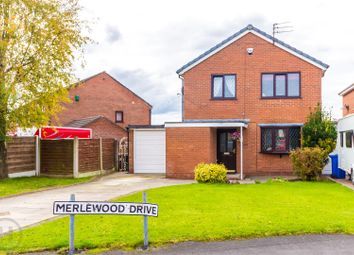 Thumbnail 3 bed link-detached house for sale in Merlewood Drive, Tyldesley, Manchester