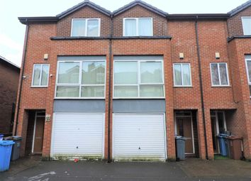 Thumbnail 3 bed town house for sale in Mentor Street, Longsight, Manchester