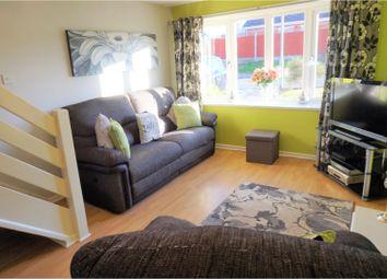 Thumbnail 2 bedroom semi-detached house for sale in Silsden Grove, Stoke-On-Trent