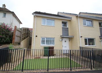 Thumbnail 3 bed end terrace house for sale in Foulston Avenue, Plymouth