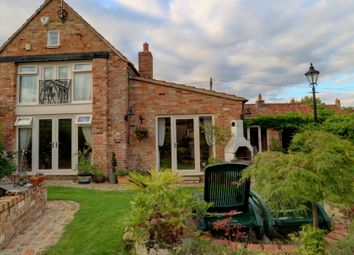 Thumbnail 5 bed farmhouse for sale in Spanby, Sleaford