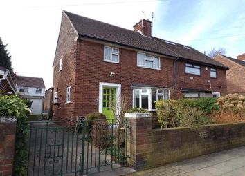 Thumbnail 3 bed semi-detached house for sale in Clyne Street, Stretford, Manchester, Greater Manchester