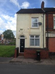 Thumbnail 3 bedroom terraced house to rent in Burgess Street, Stoke On Trent