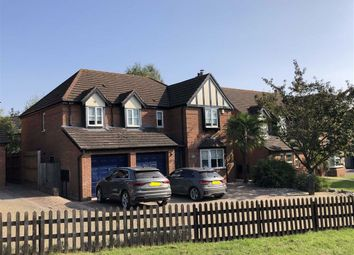 Thumbnail 5 bed detached house for sale in Browning Road, Ledbury