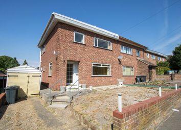 Thumbnail 3 bed semi-detached house for sale in Highfields, Saffron Walden
