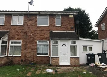 Thumbnail 3 bed semi-detached house to rent in Winson Street, Birmingham
