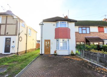 Thumbnail 3 bed end terrace house for sale in Hawkdene, London