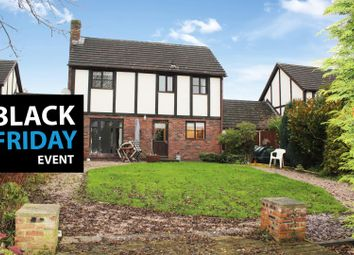 Thumbnail 4 bed detached house for sale in Malt Fallows, Crew Green