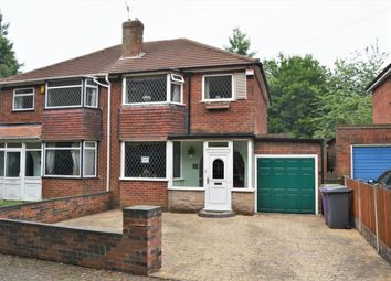 Thumbnail 3 bed semi-detached house for sale in Hilly Road, Bilston