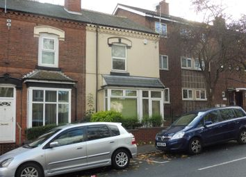Thumbnail 3 bedroom end terrace house for sale in Nechells Park Road, Nechells, Birmingham