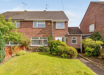 Thumbnail 3 bed semi-detached house for sale in Westfield Road, Chandler's Ford, Eastleigh