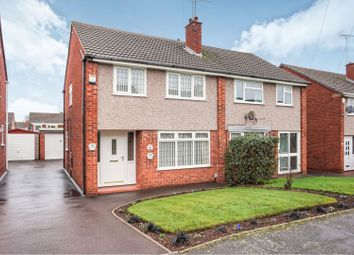 Thumbnail 3 bed semi-detached house for sale in Tunnicliffe Drive, Rugeley