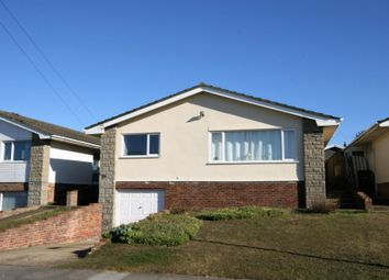 Thumbnail 3 bed detached bungalow to rent in Wicklands Avenue, Saltdean, Brighton, East Sussex