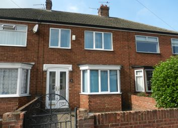 Thumbnail 3 bedroom terraced house to rent in Chelmsford Avenue, Grimsby