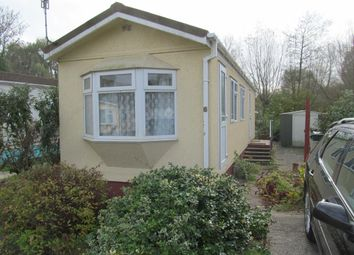 Thumbnail 1 bed mobile/park home for sale in Dagley Farm Park (Ref 5747), Shalford, Guildford, Surrey