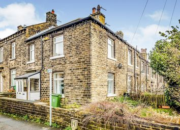 Thumbnail 2 bed end terrace house for sale in Dean Street, Oakes, Huddersfield, West Yorkshire