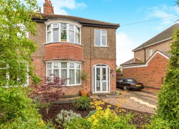 Thumbnail 3 bed semi-detached house for sale in Parklands Drive, Loughborough