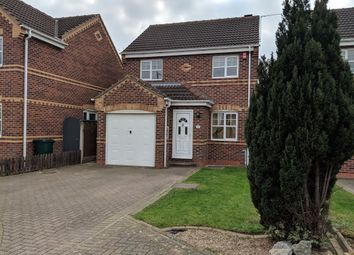 Thumbnail 3 bed detached house to rent in Fair Holme View, Armthorpe, Armthorpe, Doncaster