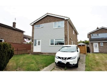 Thumbnail 4 bed detached house for sale in The Ridgeway, Harwich