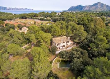 Thumbnail 4 bed country house for sale in Spain, Mallorca, Alcúdia, Mal Pas