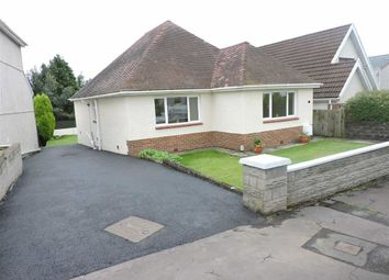 Thumbnail 3 bed detached bungalow for sale in Llannant Road, Gorseinon, Swansea