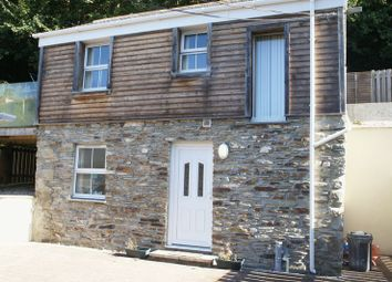 Thumbnail 1 bed flat to rent in Penberthy Road, Portreath, Redruth