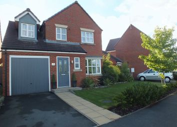 Thumbnail 3 bed detached house for sale in Essington Way, Sandyford, Stoke-On-Trent