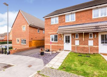 Thumbnail 3 bed semi-detached house for sale in Field View Court, Brinsworth, Rotherham