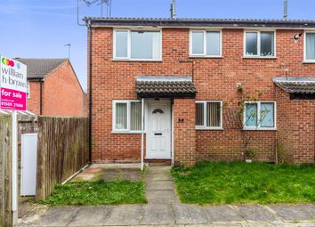 Thumbnail 1 bed property for sale in Knipton Drive, Loughborough